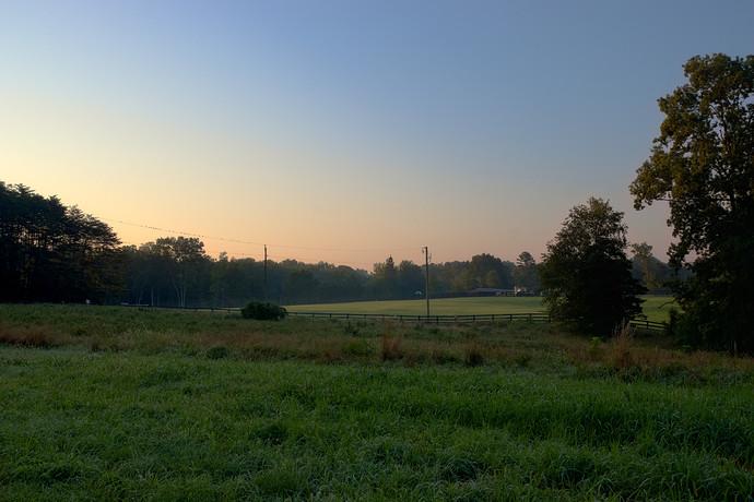 verginia.summer.sunrise