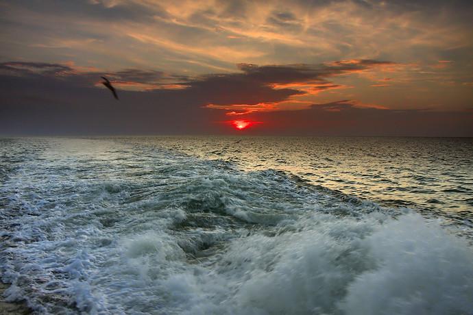 sunset-FAKE-HDR-GIMP_LAB