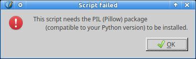 Script failed_001
